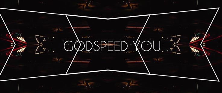 Francesco Rossi Ft. Ozark Henry -- Godspeed You - Official Video Lyrics