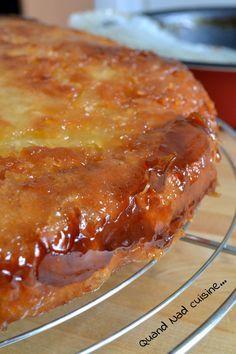 KOUING AMANN (Pour moule de 24 cm de Ø : 500 g de farine, 15 g de levure de boulanger, 30 cl d'eau tiède, 1 pincée de sel, 430 g de beurre demi-sel, 300 g de sucre)