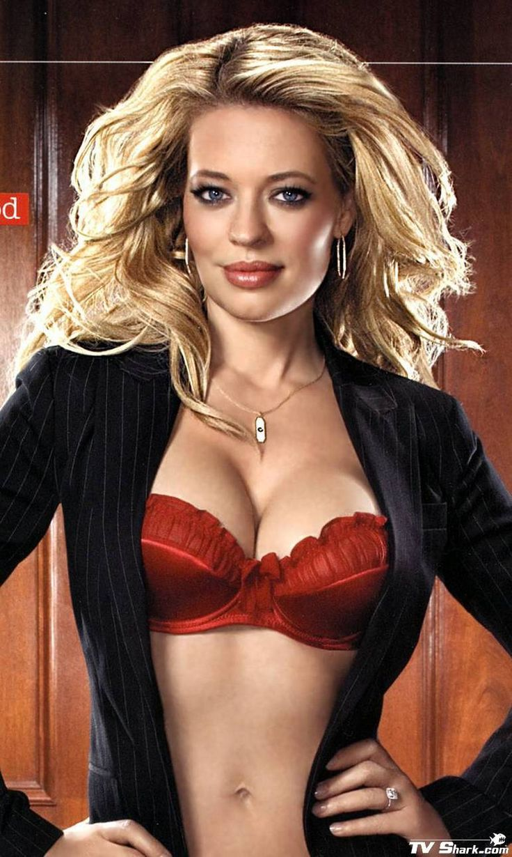 Jeri Ryan Blonde  Red, Nice  Brunettes, Blondes -6648