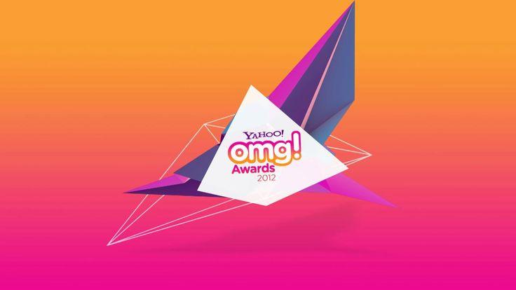 Yahoo OMG! Awards 2013 - Identity Bumper