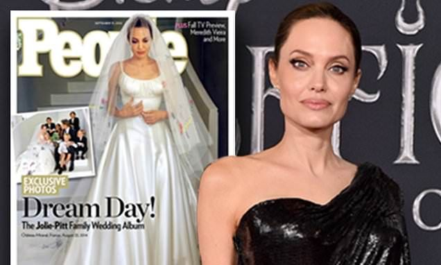 Angelina Jolie Felt Pressured By Brad Pitt To Get Married In