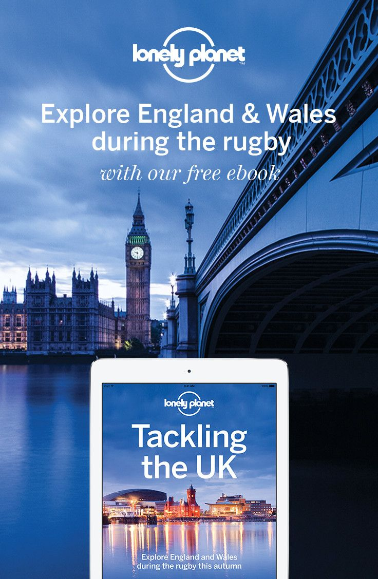 From Lonely Planet Shop · If You're Travelling To The Uk To Watch The Rugby  This Year, Don
