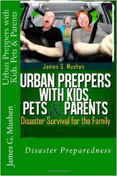 Disaster preparedness guide for the family. Over 400 pages of practical solutions to protect your family in natural and man-made disasters.  http://www.amazon.com/Urban-Preppers-Kids-Pets-Parents/dp/1479255815  #Disaster_preparedness #Emergency_preparedness