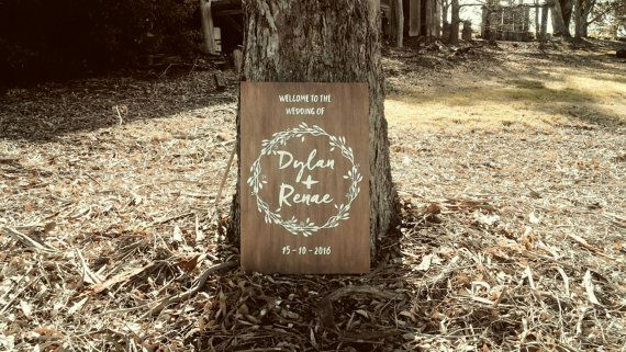 Hey, I found this really awesome Etsy listing at https://www.etsy.com/au/listing/450672758/xlarge-welcome-wedding-sign-custom