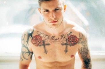 Татуировки на руке - мужские надписи и узоры. Эскизы красивых татуировок со смыслом для мужчин с фото