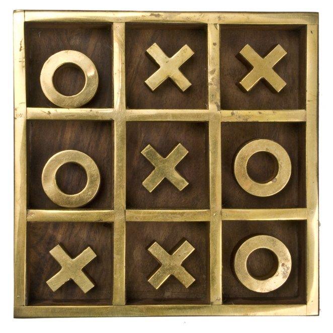OXO, un jeu de réflexion