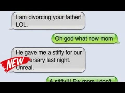 27 Hilarious Texts From Parents To Their Children - DAY 635 27 Hilarious Texts From Parents To Their Children - DAY 635 27 Hilarious Texts From Parents To Their Children - DAY 635 You want facts? You want watch them everyday?. Well you're in the right place. Laughing Out Loud brings you an unholy number of facts of varying quality about the topics you might like! Movies gaming social media aliens countries. Whatever topics we can find one direction facts movies wwe top 10... Facts for we'll…