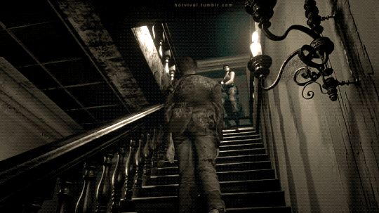 HV. 111    Resident Evil - Biohazard HD REMASTER (2015)    Survival Horror Games