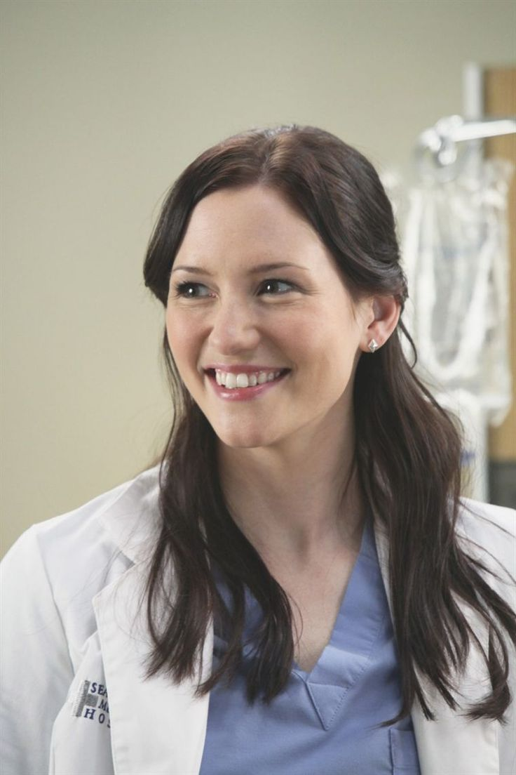 Day 23: Character who you miss the most... Definitely Lexie.
