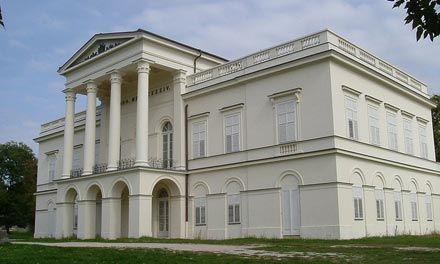 Sándor-Metternich kastély Bajna