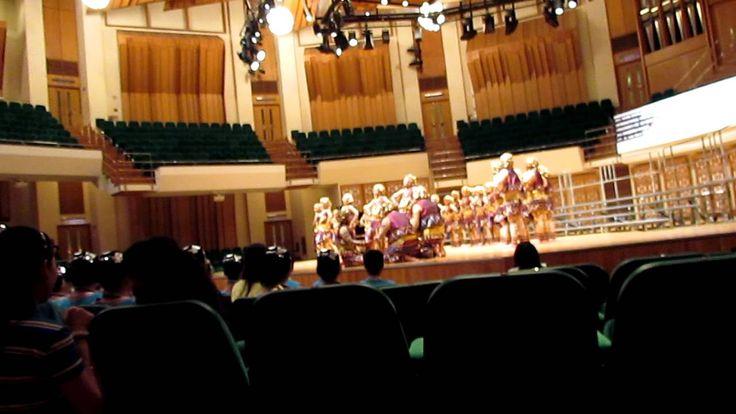Mandaue Children & Youth Chorus Choir HK Competition 2011