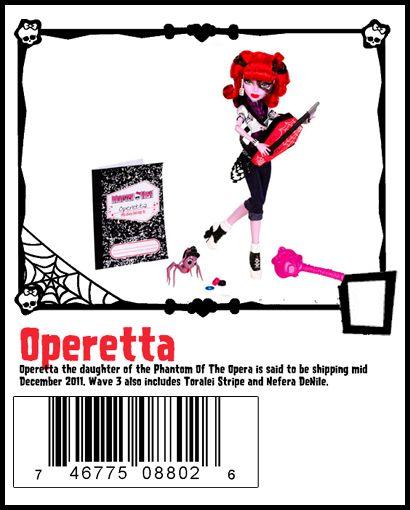 Wave 3 Operetta