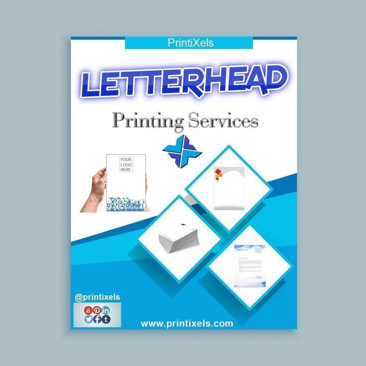 The  Best Letterhead Printing Ideas On   Letterhead