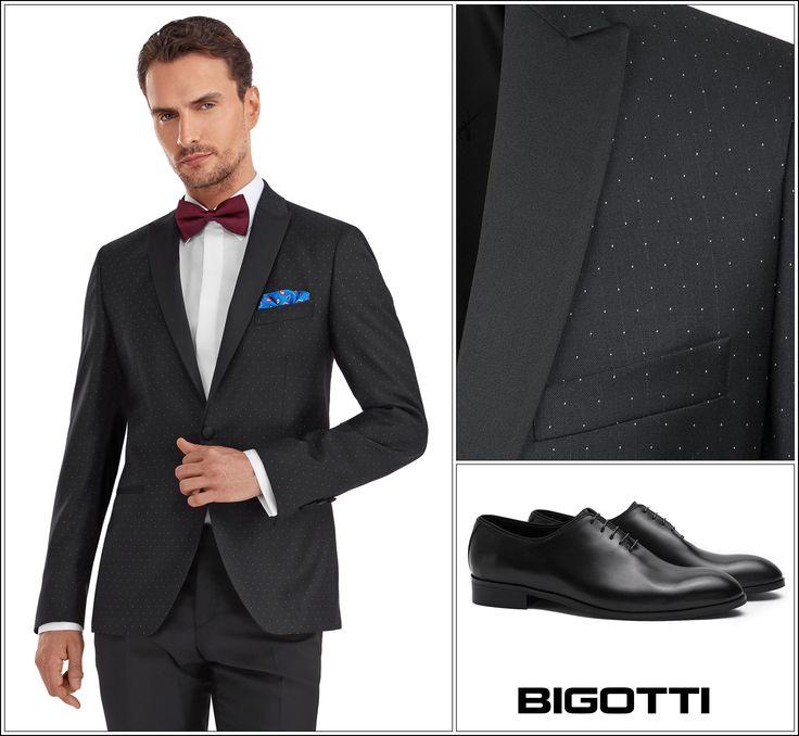 #Add #some #personality to your #formal #look with this #Bigotti #jacket ! www.bigotti.ro  #Bigottiromania #ceremonie #tinute #sacou #dinnerjacket #nunti #petreceri #party #outfits #smart #refined #sophisticated #followus #ootd #ootdmen