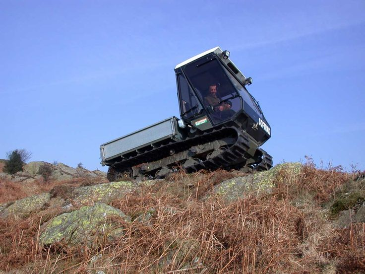 Loglogic #Softrak in the Highlands of Scotland. #wertland-tractor