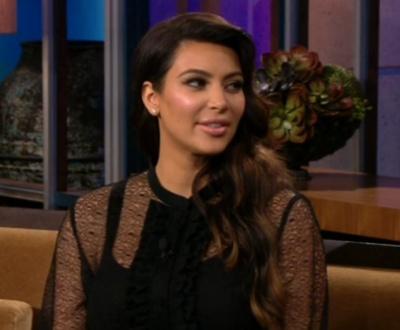 OMG! Kim Kardashian To Name Baby EASTON WEST!