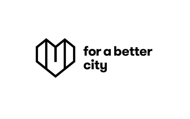 For a Better City - street furniture project – Identity