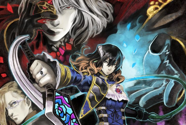 Image result for bloodstained ritual of the night wallpaper