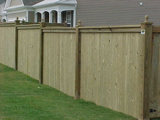 19 best fences and gates images on pinterest fence ideas for Cheap tall privacy fence