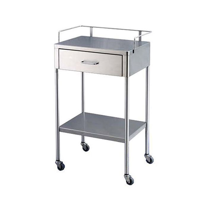 Umf Ss8153 Utility Table With Drawer In 2021 Stainless Steel Table Steel Table Stainless Steel Prep Table Stainless steel cart with drawer
