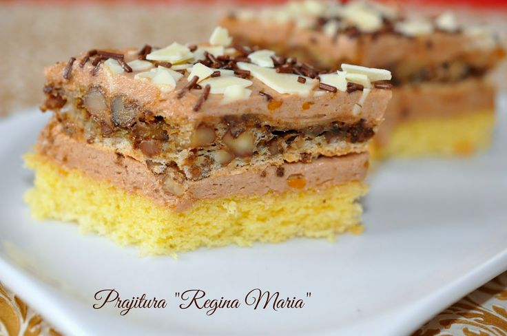 "adi`s blog - Jurnal culinar: PRAJITURA ""REGINA MARIA"""