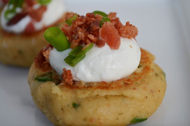 Mashed Potato Cakes | Recipes to Try | Pinterest