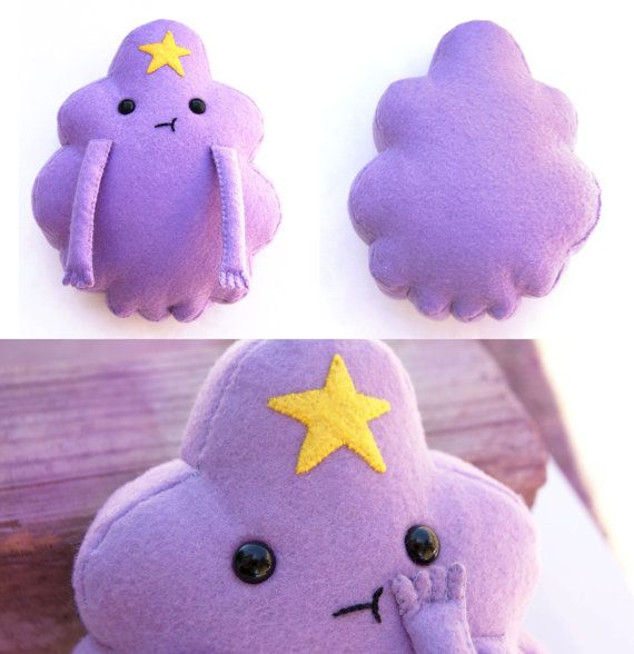 Adventure Time Lumpy Space Princess with her by SongForWolves