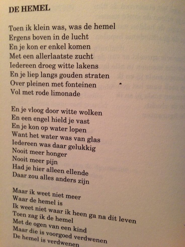 Stef Bos - De Hemel