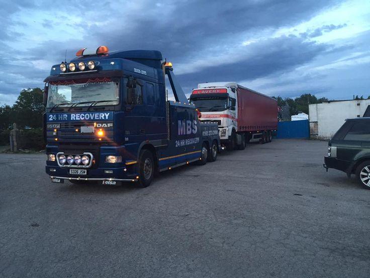 Rob Buckley - DAF Trucks