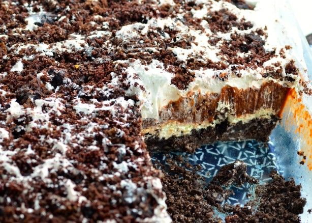 Oreo Cookie Dessert Recipe Oreo Dessert recipes and Recipes