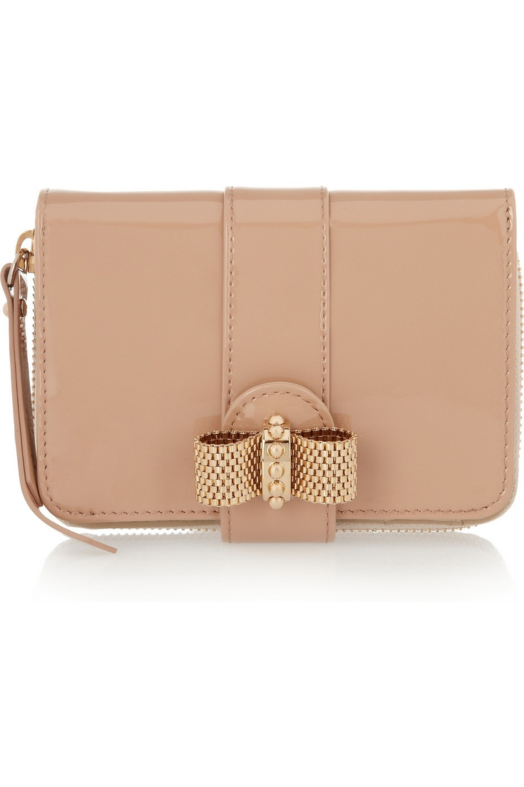 Leather Statement Clutch - SURPRISE PARTY by VIDA VIDA HUOrt