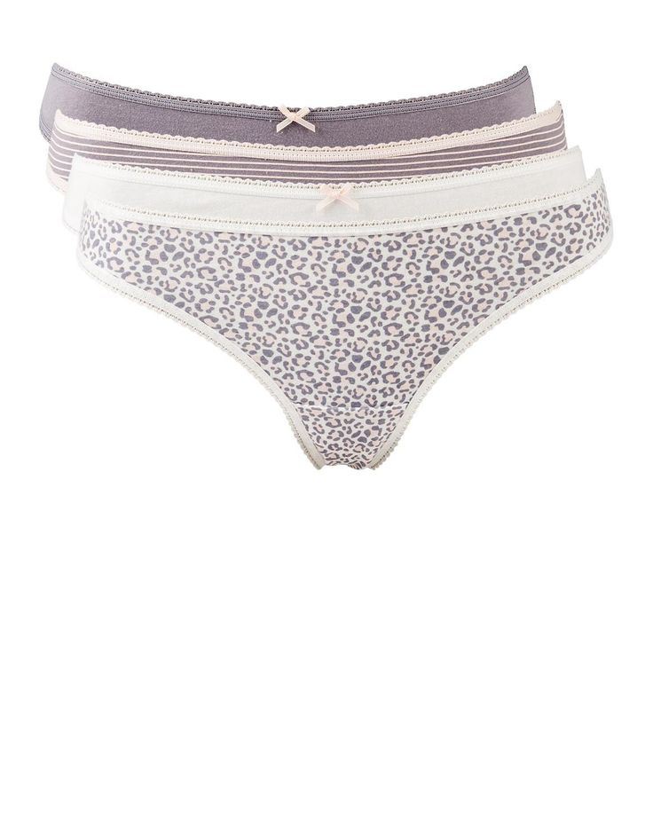 Cotton G-Strings 5-pack