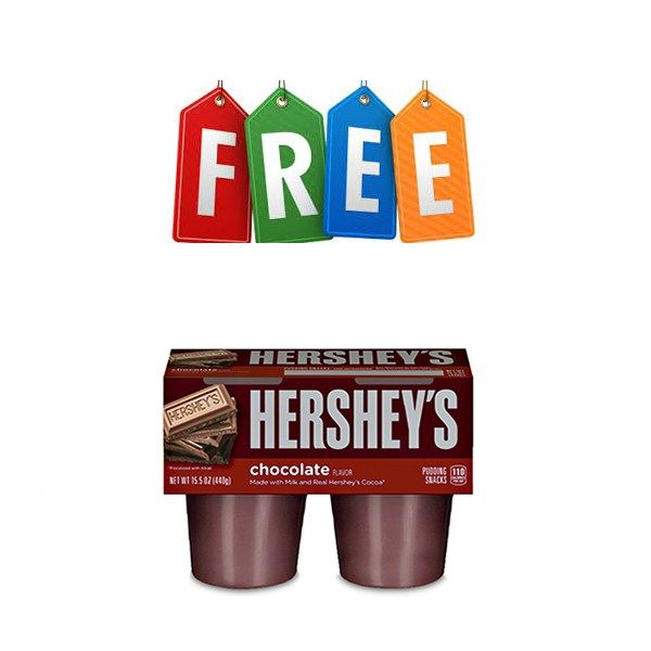 Free at Giant : 5 Hersheys Pudding Snacks 4 Pack Deal - http://couponsdowork.com/giant-weekly-ad/giant-pudding-snack-dealio/