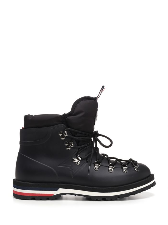11bdda3c7ad9 MONCLER combat sports boots.  moncler  shoes