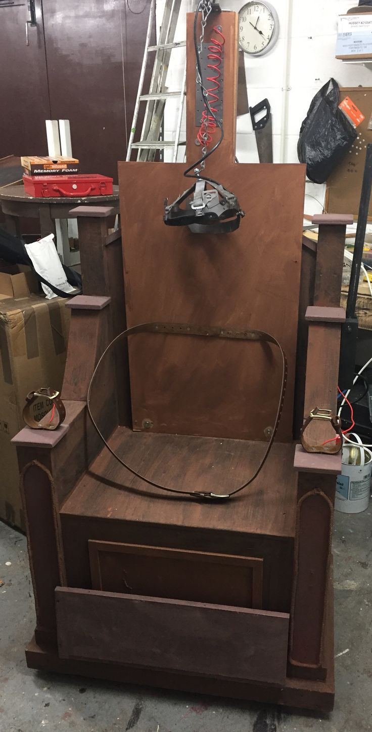 Old Sparky (electric chair)