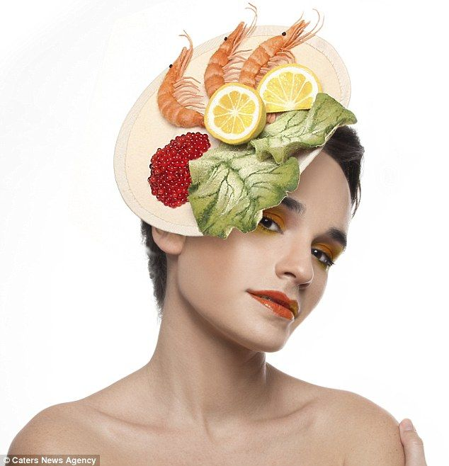 He hopes that women who wear his hats feel 'glamorous but still unique, creative and somet...