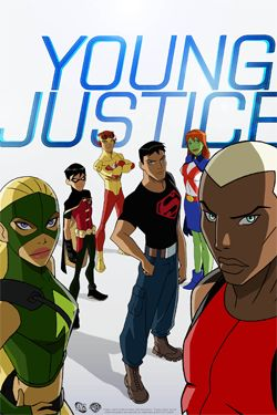 Young Justice: It's smart, witty, funny, and has enough complexity for adults to enjoy.
