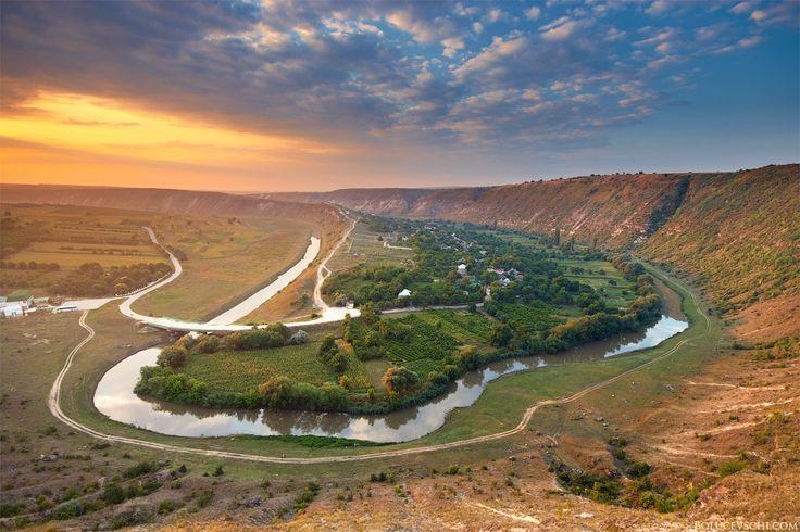 I love Moldova!  Gorgeous shot! Старый Оргеев by Vitali Bolucevschi on 500px