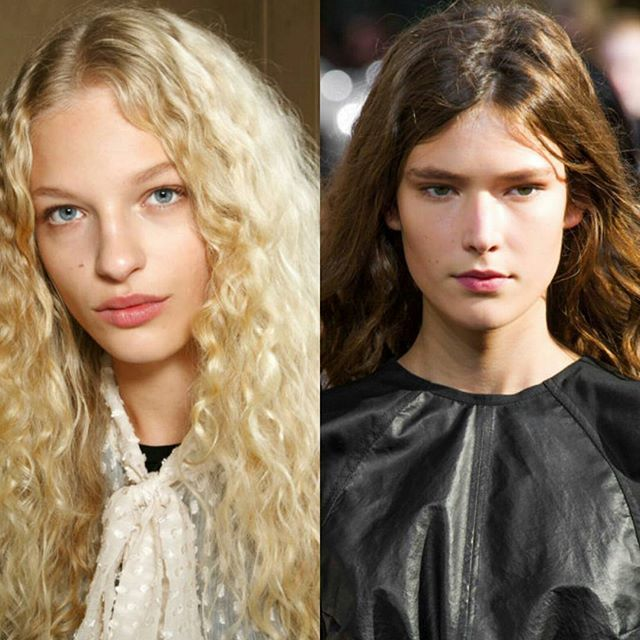 """The Best Hair Trends for Spring 2016: Embrace your natural #texture, stock up on #accessories and flirt with #fringe and #styles from your youth. @alix_bazaar @harpersbazaarus  @eugenesouleimanmanaged to sum up the entire spring season, both in fashion and beauty, in his four word description of the hair: """"celebration of the individual."""" #trend #spring #hair #hairstyle #dearhairdresser #runway #style #fashion #hairstylist #stylist #salon #hairdresser #hairsalon #barber #barbershop…"""