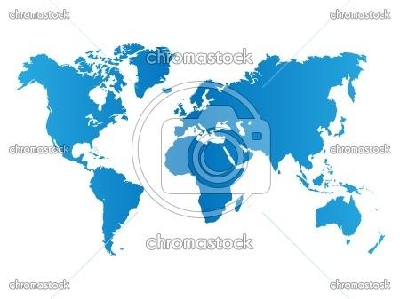 Mapa świata     nr1830023