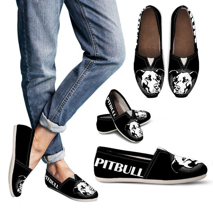 Pitbull Mom Slip On