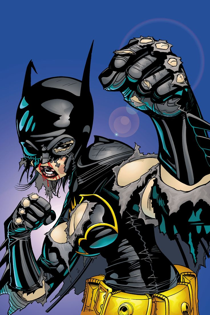 Batgirl v1 #25