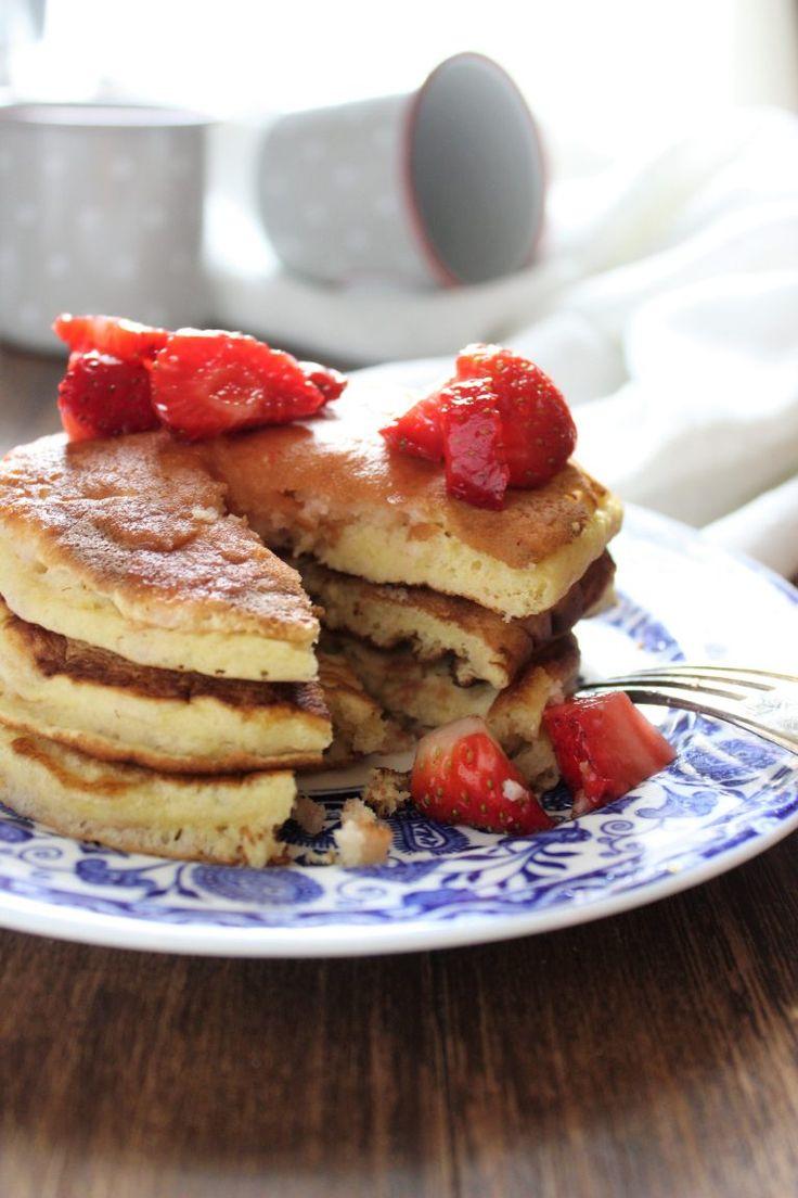 Pancake senza glutine e senza lattosio. | | Elisa in the kitchen