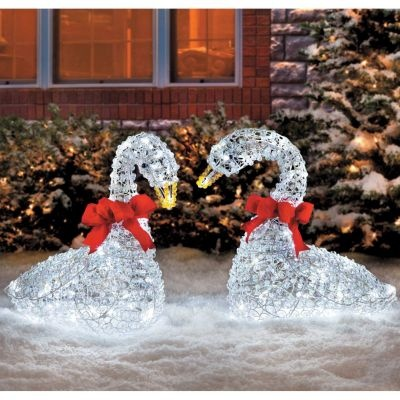 156 Best Outdoor Christmas Decorations Images On Pinterest