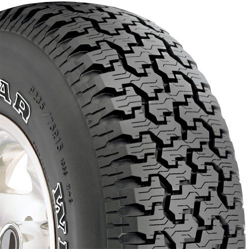 goodyear wrangler radial tire 235 75r15 105s 2015. Black Bedroom Furniture Sets. Home Design Ideas