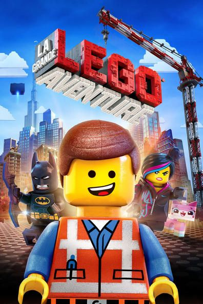 La Grande Aventure Lego (2014) Regarder La Grande Aventure Lego (2014) en ligne VF et VOSTFR. Synopsis: Emmet travaille en tant qu'ouvrier sur un chantier. Un jour, il fait une chu...