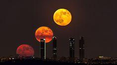 Tutorial fotografiar la luna llena