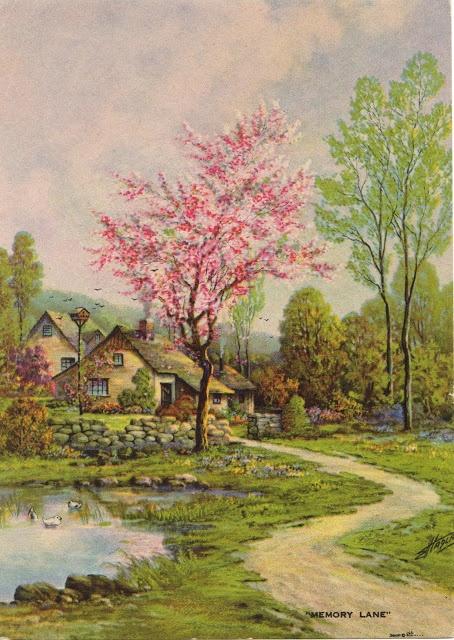 Imaginary cottage