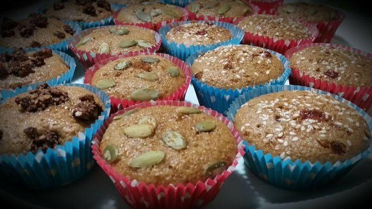 Muffins semintegrali
