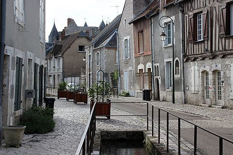 Beaugency, France